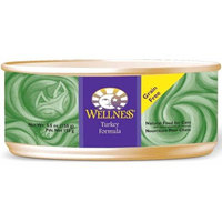 Wellness Cat Food, Turkey, 5.5 oz