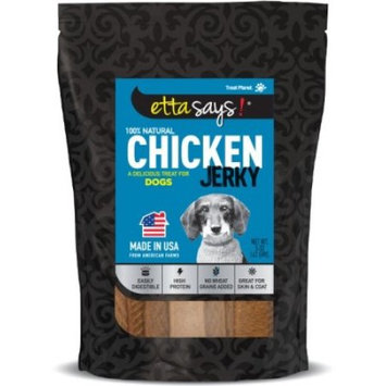 Animal Supply Company EY00197 All Natural Chicken Jerky For Dogs