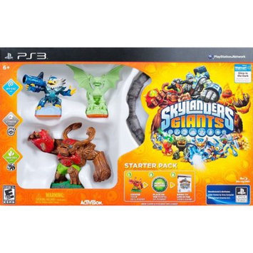Skylanders Giants: (Glow In The Dark) Starter Kit (Walmart Exclusive) (PS3)