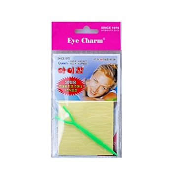 1pack Double Eyelid Tape Eye Charm Queen Asian With Case and stick Made in Korea