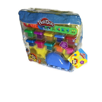 Play-Doh Bath Fun in the Tub Bath Pack 6 Moldable Soaps!