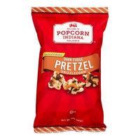 Popcorn Indiana Dark Fudge Pretzel Drizzlecorn