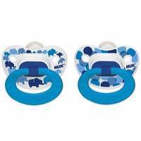NUK, Orthodontic Pacifier, 6-18 Months, 2 Pack