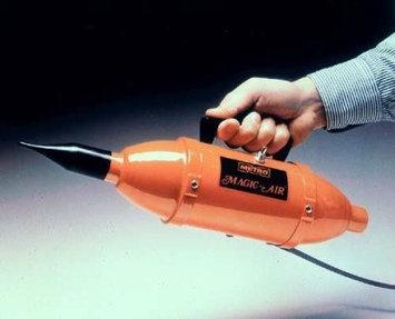 Metropolitan Vacuum Cleaner 110-1DAR Metro Magic Air 120 Volt Inflator- Deflator