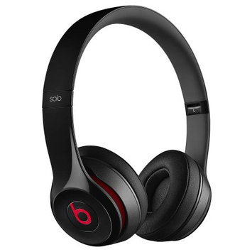 Beats by Dr. Dre Solo2 Wired On-Ear Headphone - Black