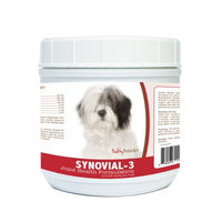 Healthy Breeds 840235114185 Old English Sheepdog Synovial-3 Joint Health Formulation - 120 Count