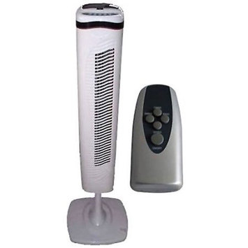 Optimus F7336s Fan 40Inch Tower With Remote Led
