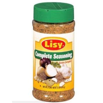 Supplier Generic Lisy Perfect Seasoning, 12 oz