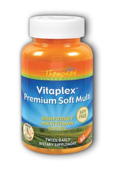 Vitaplex Premium Soft Multi Thompson 60 Softgel