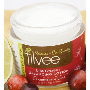 Cranberry Balancing Facial Lotion- Combination/Acne/Reactive Skintypes- 89% Organic (Plant Based Organic Ingredients)