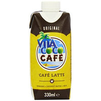 Vita Coco Café Latte, Original, 11.1 Ounce (Pack of 12)