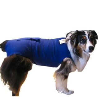 Surgi Snuggly Washable Disposable Dog Diapers Keeper - for Male and Female Dogs - Fits Puppies to Adult Dogs - A Simple Solution to an Everyday Problem