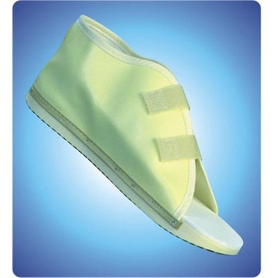 Living Health Products AZ-74-4402-MS Post-op Shoe Contact Closure Male Small