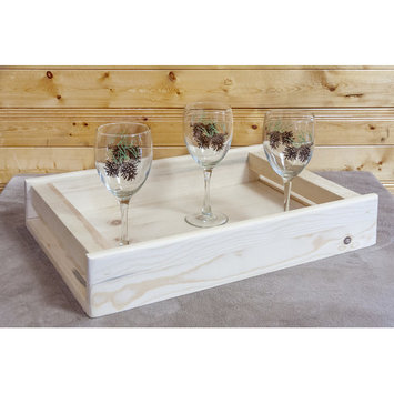 Montana Woodworks MWHCST Homestead Serving Tray [finish: finish-readytofinish]