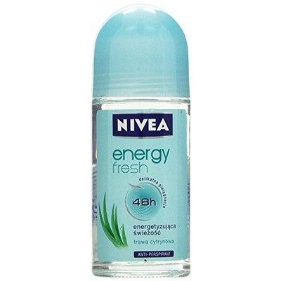 Nivea Energy Fresh Deodorant Roll-On, 1.7 Fluid Ounce [1]