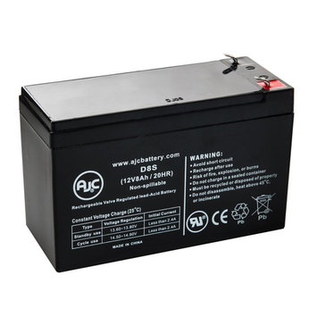 CyberPower ABP36VRM2U TBC32 12V 8Ah UPS Battery - This is an AJC Brand® Replacement
