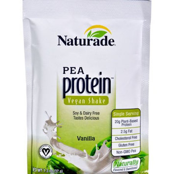 Naturade Pea Protein Packet Case of 25 1.3 oz