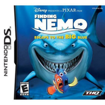 Desigual Finding Nemo Escape to the Big Blue (DS) - Pre-Owned