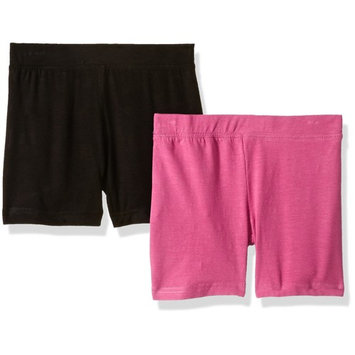 Toddler Clementine Bike Shorts (Pack of 2)