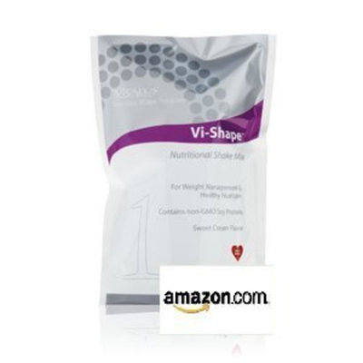 ViSalus Vi Shape Weight Loss Protein Powder Meal Replacement Sweet Cream Flavor 22 oz (2 Bags, 48 meals)