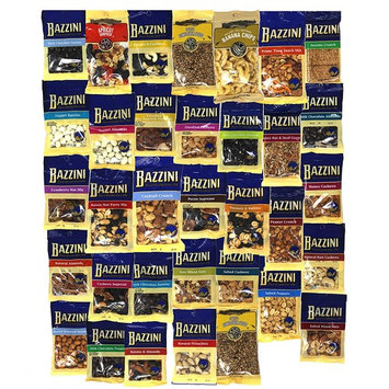 Bazzini Variety Pack Sampler, (34 Count)