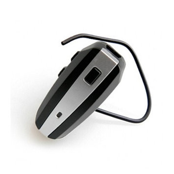 NoiseHush N500-20120 Silver / Black Bluetooth Headset