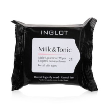 INGLOT Milk & Tonic Makeup Remover Wipes
