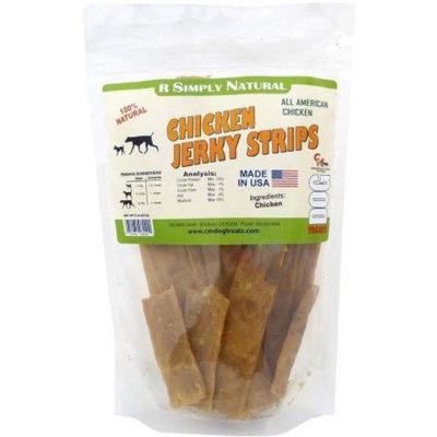 Carlson Morgan R Simply Natural Chicken Jerky Strips, 8 oz