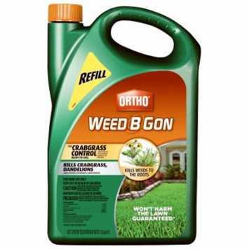 Ortho 0421110 Weed B Gon Max Plus Crabgrass Control, 1.33 Gallon