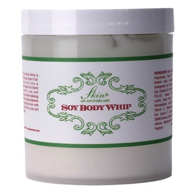 Skin An Apothecary Soy Body Whip, 16 oz, Aquamarine [Aquamarine]