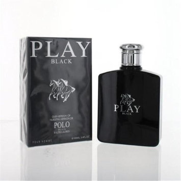 Eurolux ZZMEFPLAYBLACK34T Play Black Fragrances