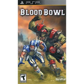 South Peak Interactive Southpeak Interactive 40051s Blood Bowl Psp