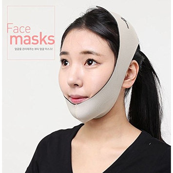 Face Slim Lift Up Mask Chin Cheek Neck V Face Line Belt Anti-Wrinkle Beauty Face