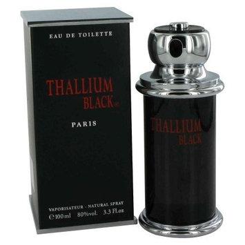 Thallium Black for Men by Yves De Sistelle 3.3 oz EDT SP