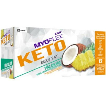 Myoplex Keto Shake - PINA COLADA (12 Drinks) by EAS at the Vitamin Shoppe