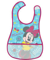 Disney Minnie Mouse Sketch Deluxe Bib
