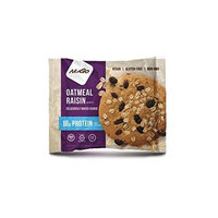 NUGO NUTRITION BAR, Prot Cookie, Otml Raisin, Pack of 12, Size 3.53 OZ, (Dairy Free Gluten Free Vegan Wheat Free Yeast Free)