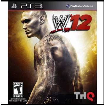 Thq WWE '12 (PS3) - Pre-Owned
