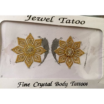 CRYSTAL NIPPLE COVERS COUTURE DEFINITIONS DESIGNER LINE (G