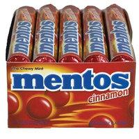 Mentos Cinnamon, 1.32 Ounce Roll