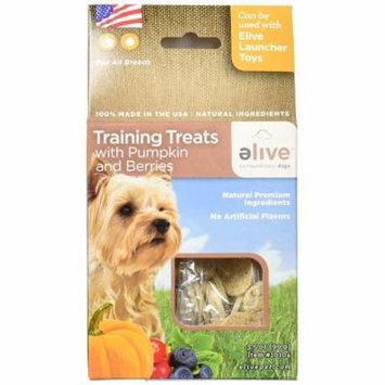 Elive. 034260 Training Dog Treats - Pumpkin-Berry, 3. 5 Oz.