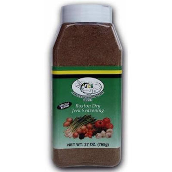 Jcs Boston Dry Jerk Seasoning 27 Oz