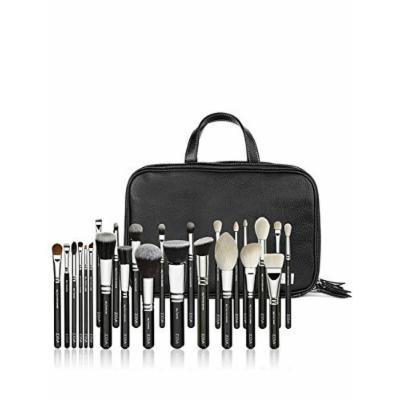 ZOEVA Brushes Makeup Cosmetics Brush Tool Makeup Artist Zoe Bag Complete Eye Set 25 Professional Face Eye Brushes Blending Makeup Brushes set Complete Eye