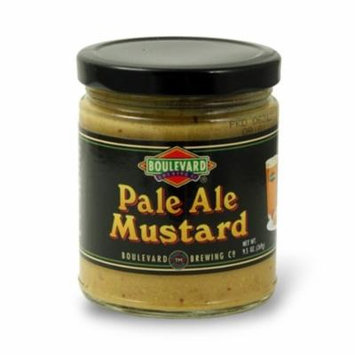 Boulevard Brewery Pale Ale Mustard 6 Count 9.5 Ounce Jar