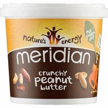 Meridian - Crunchy Peanut Butter No Salt | 1000g