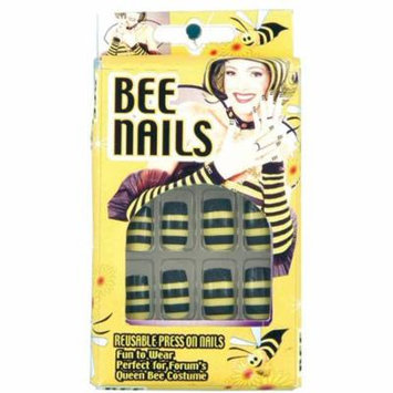 Queen Bee Nails