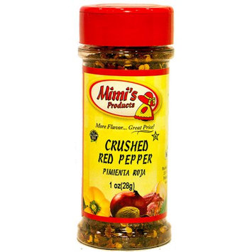Nac Foods MIMI'S 5.5-CRUSHED RED PEPPER 12/1 OZ
