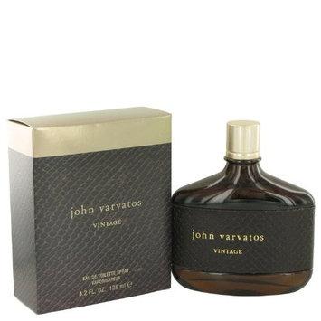 Jŏhn Varvatŏs Vintăge Cŏlogne For Men 4.2 oz Eau De Toilette Spray + a FREE After Shave Balm For Men