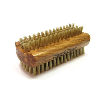 Pfeilring Of America 3.75 Bleeched Bristle Nail Brush