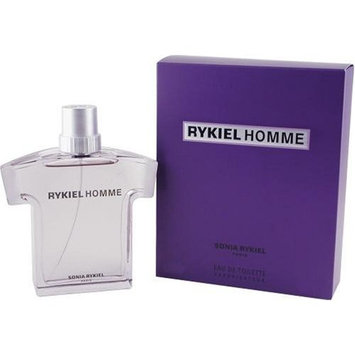 Sonia Rykiel By Sonia Rykiel For Men. Eau De Toilette Spray 1.33 Ounces